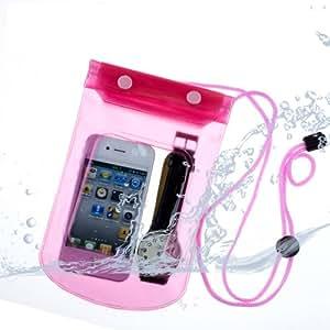 Etui Housse Etanche Waterproof Blackberry Z10 - Rose