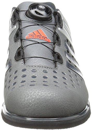 Adidas Performance Drehkraft Trainingsschuh, Eisen Metallicgrau / Dunkelgrau / Silber, 4 M Us Iron Metallic Grey/Dark Grey/Silver