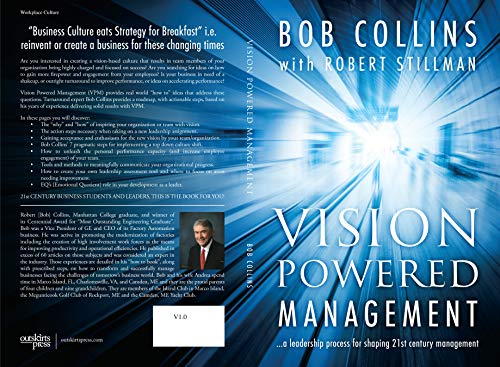 Vision Powered Management (English Edition)