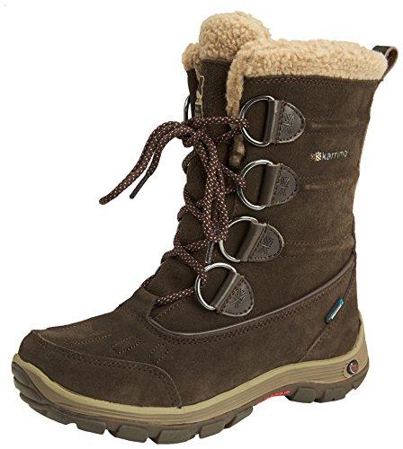Karrimor Cordova Suede Weathertite, Damen Trekking- & Wanderschuhe, Braun (Brown), 38 EU (5 UK) - Cordova-leder