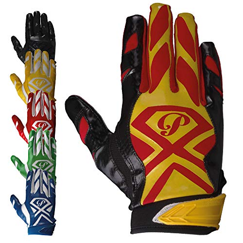 Prostyle Gator Football Gloves American Football Receiver Handschuhe I 6 Farben