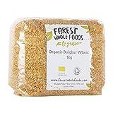 Forest Whole Foods - Organic Bulgur Wheat (25kg)