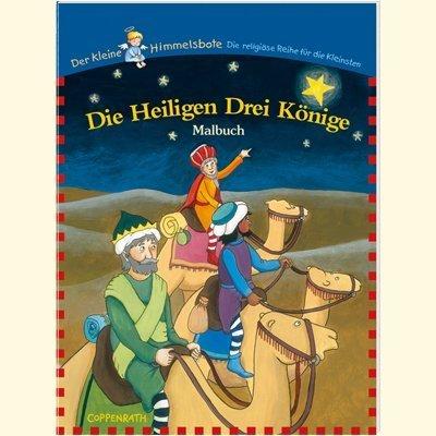Heiligen Drei Könige - Religiöses Malbuch ()
