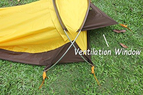 Sale & GEERTOP® Ultralight 1-Person Waterproof Personal Bivy Tent - Fast ...
