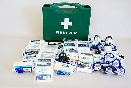 Preisvergleich Produktbild qualicare HSA Erste Hilfe Kit (1-25Person)