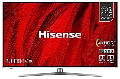 "Hisense H55U8BUK 55"" 4K ULED UHD HDR Smart TV (2019/20 series)"
