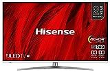 Hisense H55U8BUK 55-Inch 4K UHD HDR Smart ULED TV  with Freeview Play (2019)