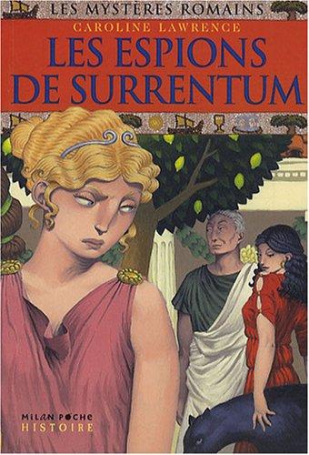 Les mystères romains, Tome 11 : Les espions de Surrentum