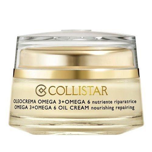 Collistar Omega 3/6Oil Creme nourrisant Fußsöckchenmaske–Peach 50ml