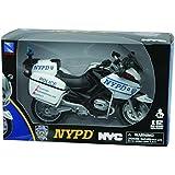 NEWRAY BMW R1200RT NYPD 1/12