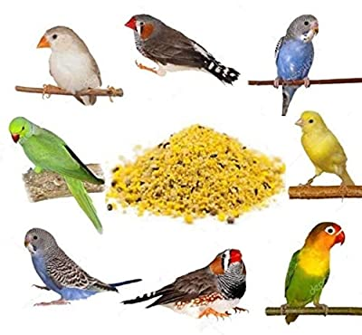 Beaph-ar Fortified Eggfood Dry Cage Bird Food Feed Seed Canary Finches Budgie by Beaph-ar