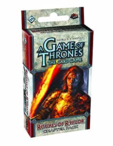 A Game of Thrones Lcg: Rituals of R'Hllor (Living Card Game)