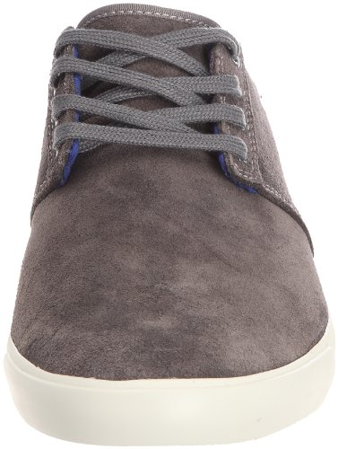 Clarks Torbay Lace 20351276, Sneaker uomo Grigio (Dark Grey Sde)