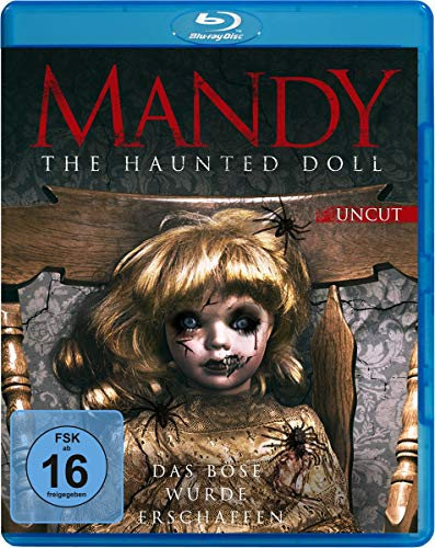 Mandy the Haunted Doll (Uncut) [Blu-ray]