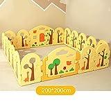 Z-Wlan Box per Neonati e Bambini con Pannello attività - Come Centro di attività per Neonati e Bambini - Pieghevole e Portatile - Uso Esterno Interno,A