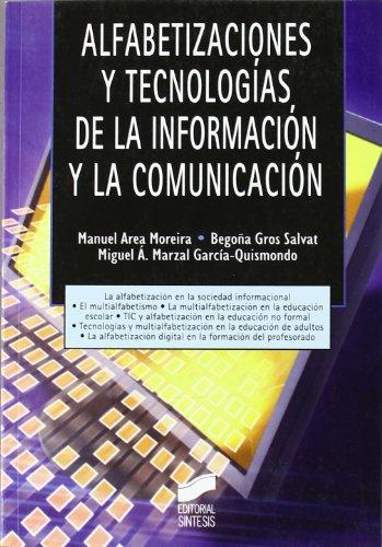 Portada del libro Alfabetizaciones y tecnologías de la información y la comunicación (Tecnología educativa)