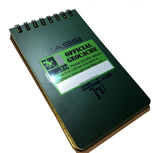 geocache-48-page-waterproof-all-weather-note-or-log-book-3-x-5-green-yellow