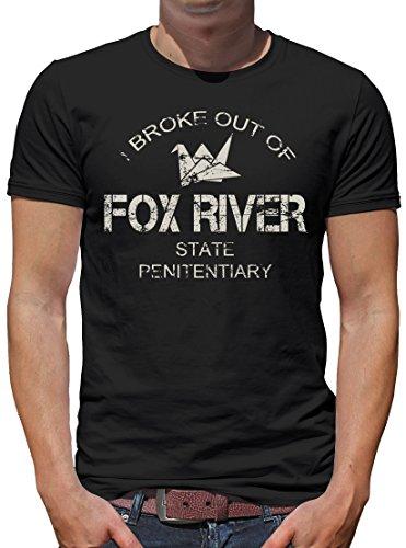 TLM Fox River T-Shirt Herren M (In Utah Halloween)