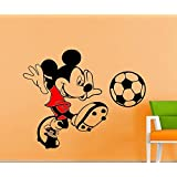 [Sponsored]Mickey Mouse Cartoon Wall Stickers For Kids Room And Wall Decal & Sticker