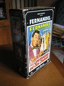 Coffret Fernandel : le couturiers de ses dames / coiffeur pour dames [VHS]