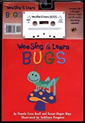 Wee Sing & Learn Bugs (Wee Sing and Learn) by Pamela Conn Beall (2001-12-31)