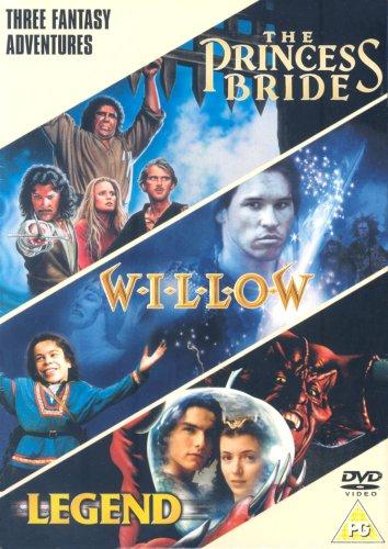 fantasy-triple-princess-bride-willow-legend-dvd
