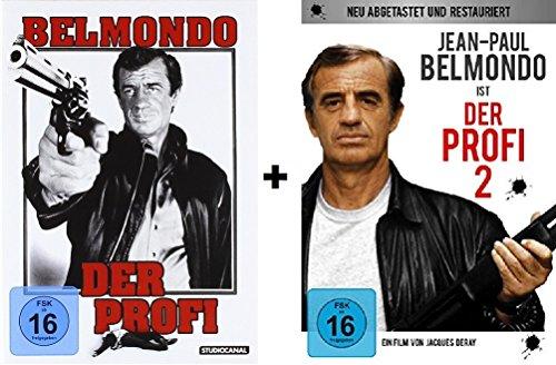 Der Profi 1+2 [2 DVDs]