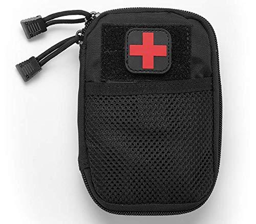 Sunshine Haus (Sunshine Fly Tragbare militärische Erste-Hilfe-Kit Leere Tasche für Wandern Reisen nach Hause Auto Notfallbehandlung)