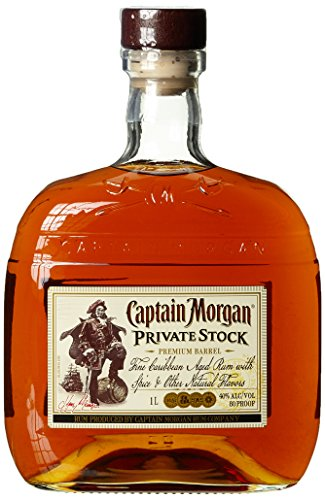 Captain Morgan Private Stock