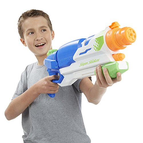 Hasbro Soaker Twin