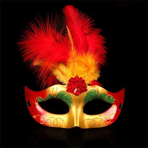 Enfant Adulte Halloween accessoires terreur grimace masque accessoires masque de coiffures props robe de fête de Noël costume de cosplay accessoires bijoux masque à main ( Color : #1 )