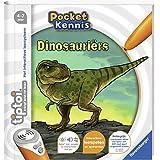 Ravensburger 000258 Boek Tiptoi: Dinosauriers Pocketboek (9%), 48-84 mnd