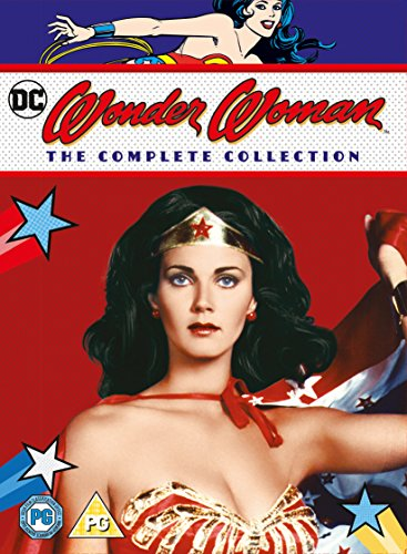 Wonder Woman Complete Series DVD