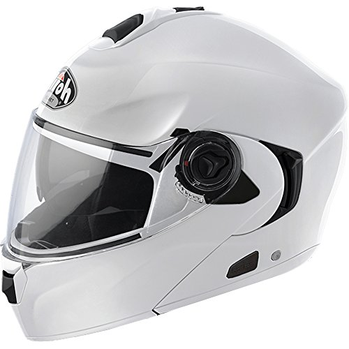 Airoh CASCO INTEGRALE RIDES COLOR WHITE GLOSS
