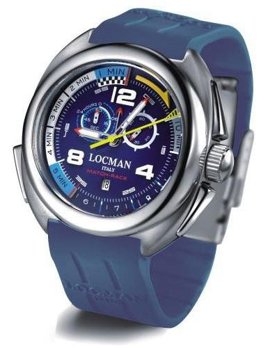 Locman 013700BL0007GOB_wt Men's Wristwatch