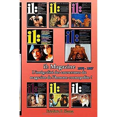 il: Magazine: L'intégralité des couvertures du magazine de l'homme cosmopolite !