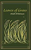 Leaves of Grass (Leather-bound Classics)