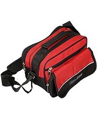 Kuber Industries™ Men's Sling Bag,,Shop Bag,Multi Purpose Bag,Key Bag (5 Pockets) -KI19095