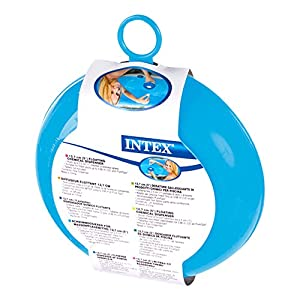 Intex-29040 Dispenser di Cl Piccolo, Colore Blu, I.24, 29040