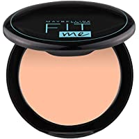 Maybelline New York Fit Me 12Hr Oil Control Compact, 115 Ivory, 8g