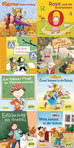 Pixi-8er-Set 223: Willkommen in der Schule! (8x1 Exemplar)