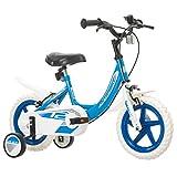 Interbike ALICE 12 Zoll, Kinderfahrrad, Für Kinder, Jungs, Mädchen, Schutzblech-Set, Hilfsräder