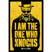 Pyramid International - Maxi poster I Am The One Who Knocks Breaking Bad - Multicolore, 61x 91,5x 1,3cm