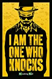 Grupo Erik PP33183 Poster Breaking Bad I Am The One Who Knocks, carta, Multicolore,  91 x 61,5 x 0,1 cm
