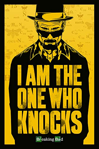 Grupo Erik Editores Poster Breaking Bad-