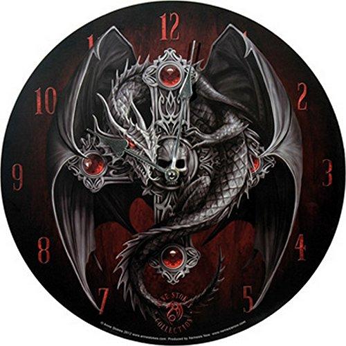 Orologio da parete Gothic Gardian Clock