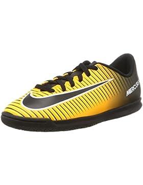 Nike Unisex-Kinder Jr. Mercurialx Vortex Iii Ic Fußballschuhe