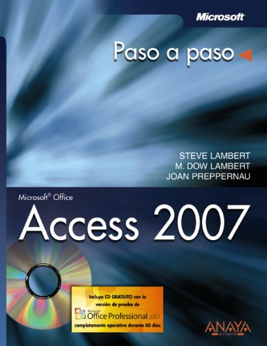 Access 2007 (Paso A Paso)