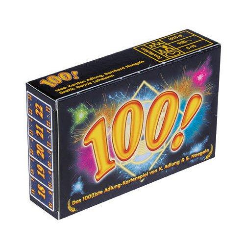 Adlung Spiele 46182 - 100 Kartenspiel
