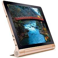 iBall Slide Brace - XJ Tablet (10.1 inch, 3GB, 32GB 4G Volte, Voice Calling, otab069a), Bronze Gold